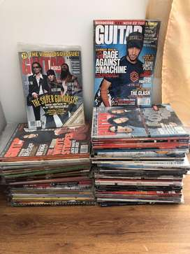 Vendo Revistas Guitar World