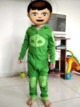 Disfraz gekko original importado nuevo