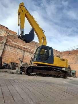 Vendo Maquina Retroexcavadora Kobelco