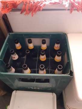 Vendo Envases Cerveza