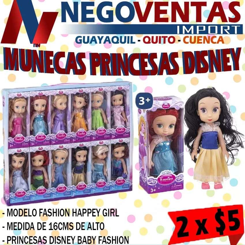MUÑECA PRINCESA DISNEY 2X5 0