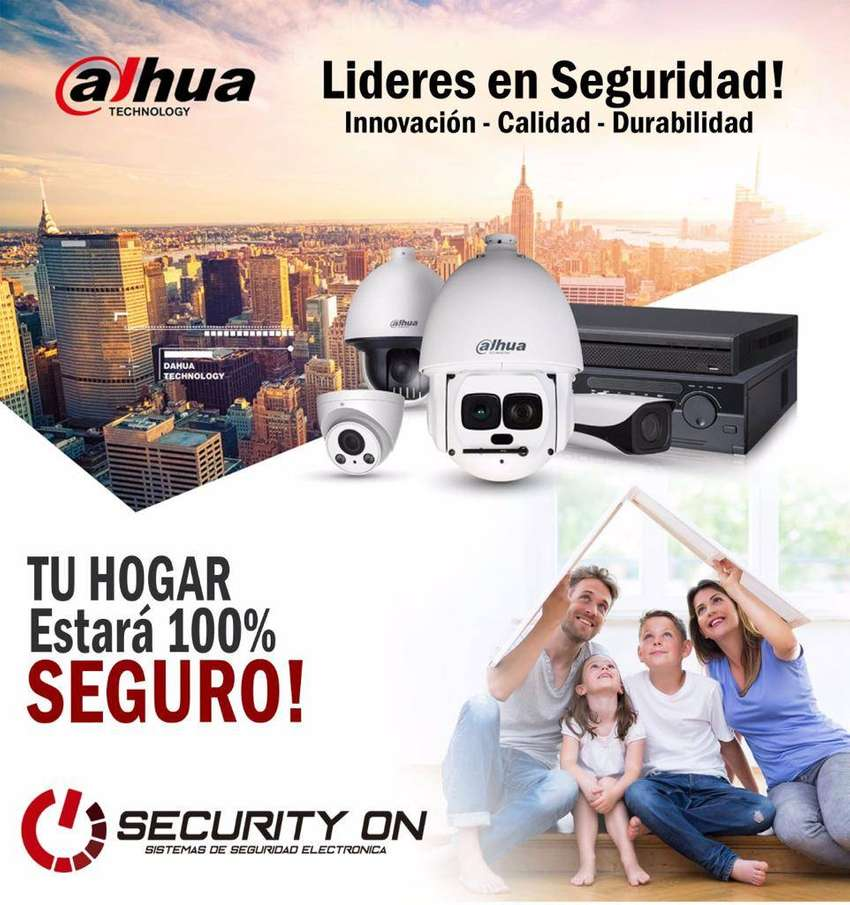 CCTV HOGAR Y EMPRESA