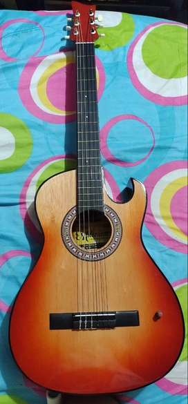 Guitarra electro acústica NUEVA