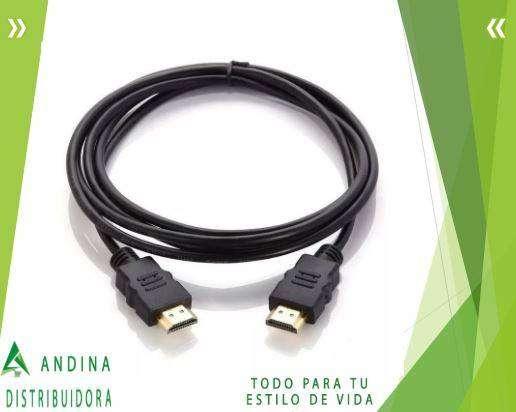 Cable Hdmi V1.4 1.8/3/5/7.5 Metros Ps3 Xbox360 Tv Lcd Plasma 0