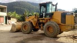 VENDO CARGADOR FRONTAL 938G CAT