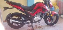 En venta moto Kater's