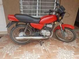 moto clasica zanella 125 rx 1993