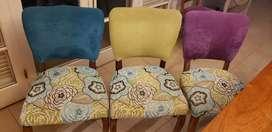 Excelentes sillas