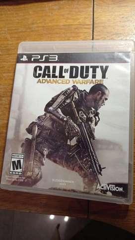Juego Ps3 Call Of Duty Advanced Warfare