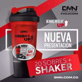ENERGY UP SHAKER GMN