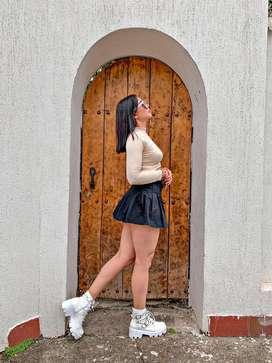 Hermosas faldas aesthetic