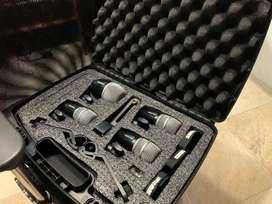 Microfonos para Bateria
