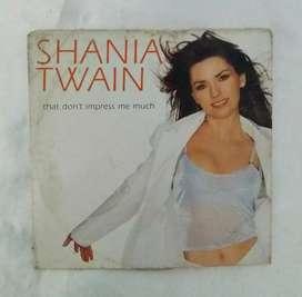 Shania twain that dont impress me much cd single original