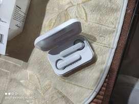 Audífonos Bluetooth, blancos, alta fidelidad