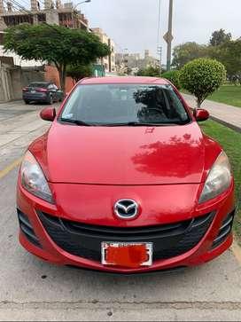 Venta Mazda 3 muy bien conservado.