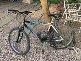 Bicicleta Tomaselli scorpión poco uso