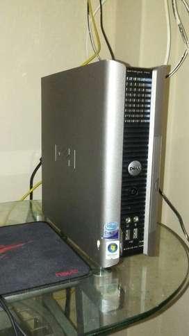 Dell Optiplex Core 2duo, 2 Gb Ram,160 disco duro
