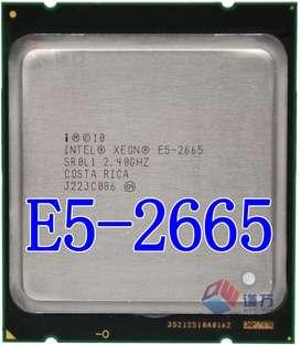 Procesador Xeon 2665 de 2.4 Ghz