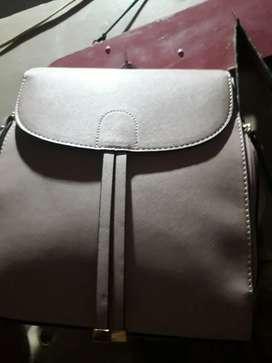 cartera mochila
