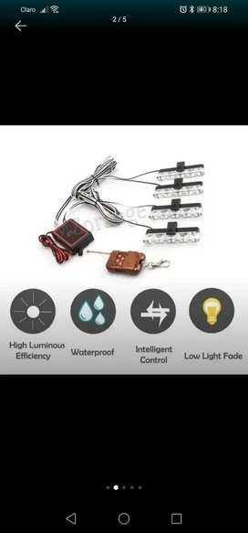 Luces electroboscopicas
