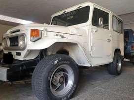 VENTA TOYOTA FJ40 MODELO 1970