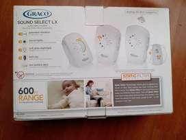 Monitor para bebe marca Graco