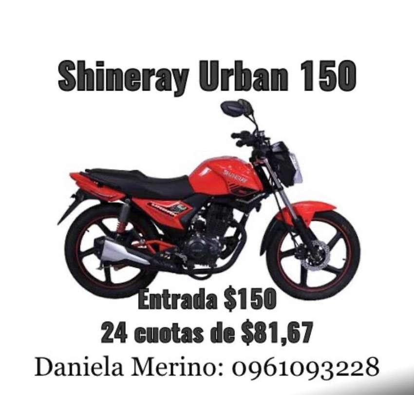 Motocicleta Urban 150 (DM)
