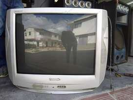 "Televisor, Panasonic de 32"" gris"