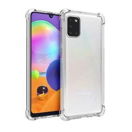 Estuche Protector Antichoque Alpha Samsung Galaxy A31