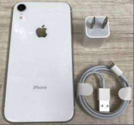 vendo flamante iphone xr