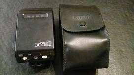 Flash Canon Ttl Speedlite 300ez