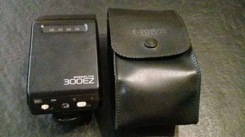 Flash Canon Ttl Speedlite 300ez 0
