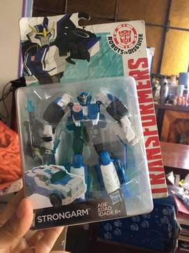 Strongarn transformers robots in disguise HASBRO
