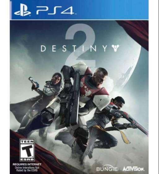 DESTINY II - PS4 0