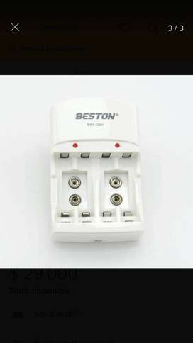 baterias regargables beston de 2700mah