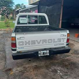Camioneta Chevrolet luv