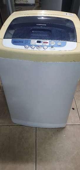 Vendo lavadora samsung de 15 libras