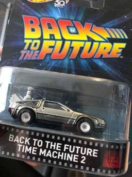 Back to the future hotweels original delorean regreso al futuro