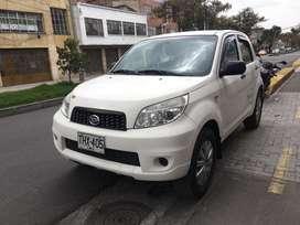 Vendo Daihatsu Terios Modelo 2012