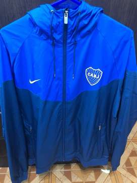 Campera Boca Juniors 2018