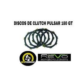 Discos de clutch pulsar UG