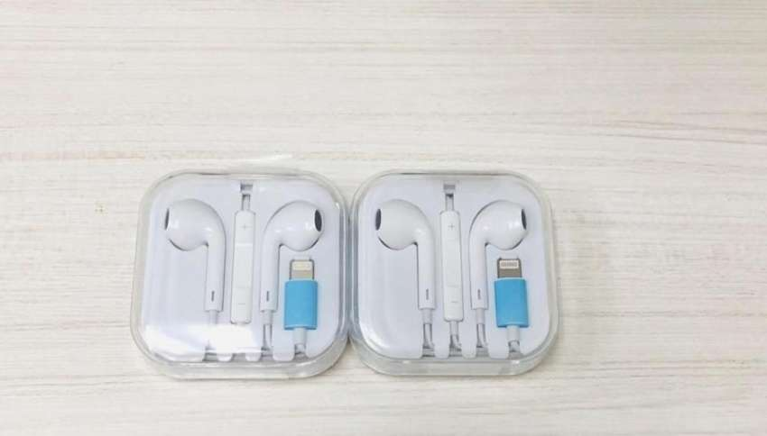 Audífonos Originales iPhone 6.7.8 Y X y XS