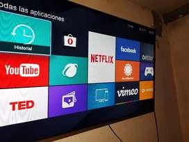Led smart tv Daewoo 49' UHD 4K