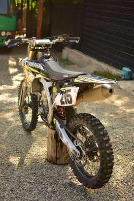 Yamaha YZF 250 2011