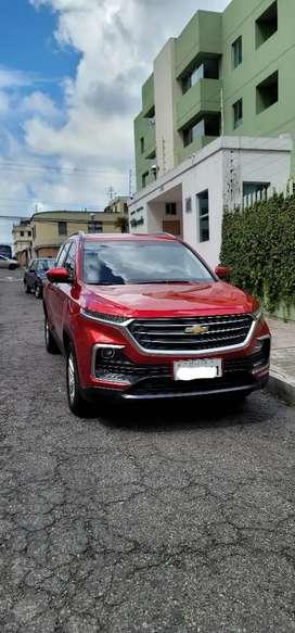 Chevrolet Captiva LT 2020 2 FILAS