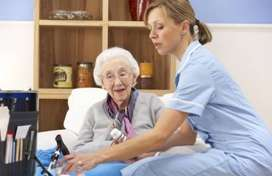 Ofrezco servicios de cuidado de niños, adulto mayor y servicios generales