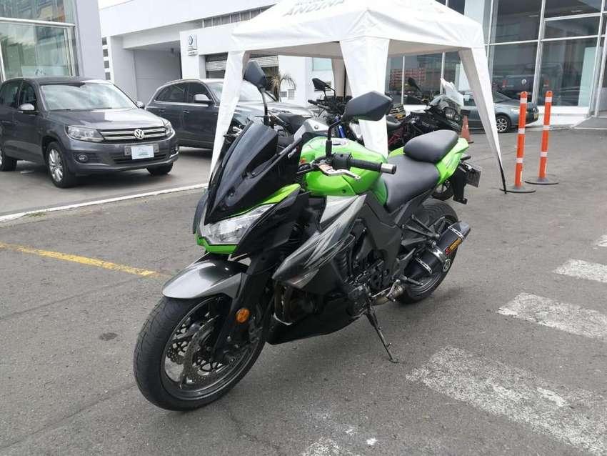 Kawasaki  Z1000 Z 1043 Mecanica 2011 39c 0