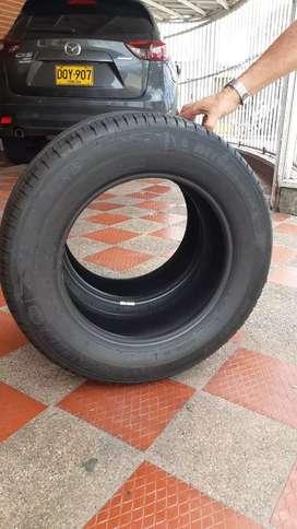 Llantas nuevas, ring 15 Michelin, número 19565R15