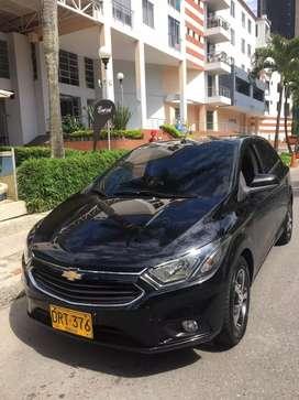 Chevrolet ónix LTZ 2018