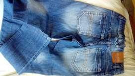 Pantalon Niño Talle 6 le uthe